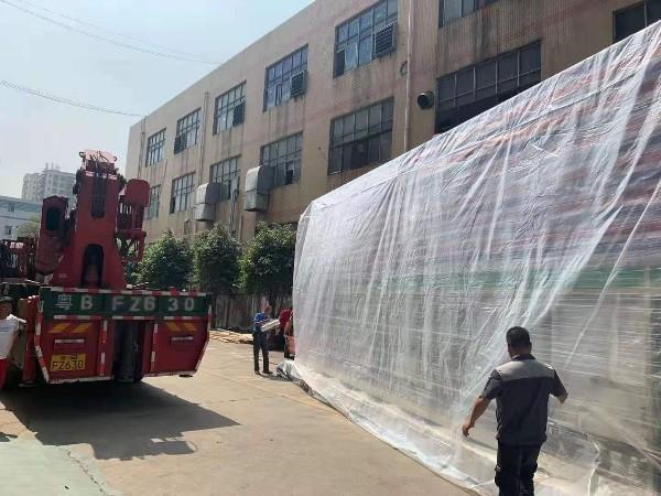 【鑫承诺碳氢清洗机 | 新闻】鑫承诺碳氢清洗机正式进入北美市场!!