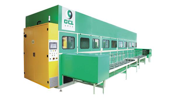 维达力实业多槽复合清洗机工程案例