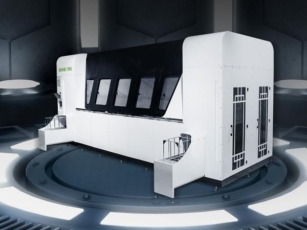 """""""元波号""""碳氢清洗机丨设备造型大改观,圆梦承诺人,莞城再启航"""