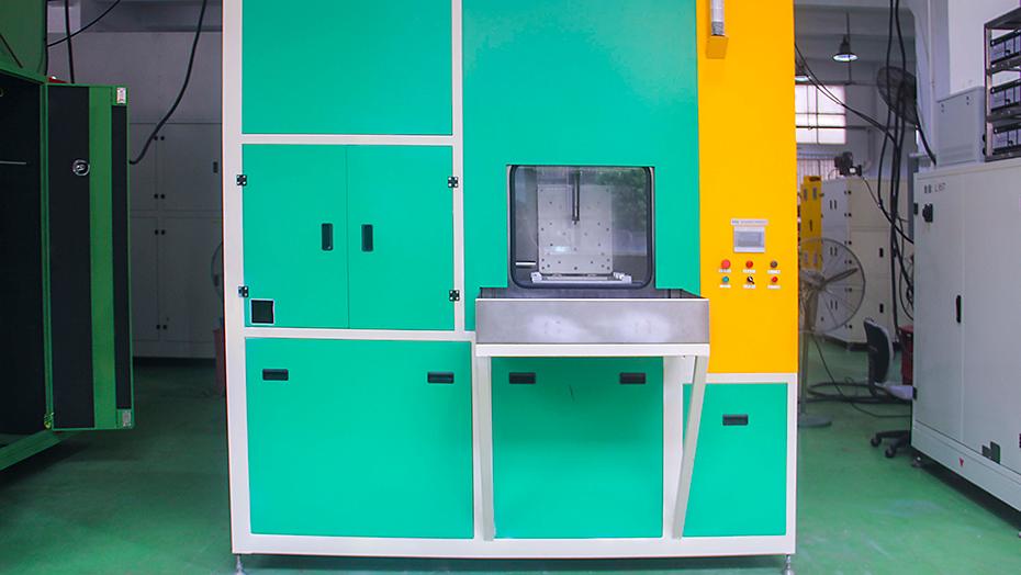 单槽真空碳氢清洗机特点图