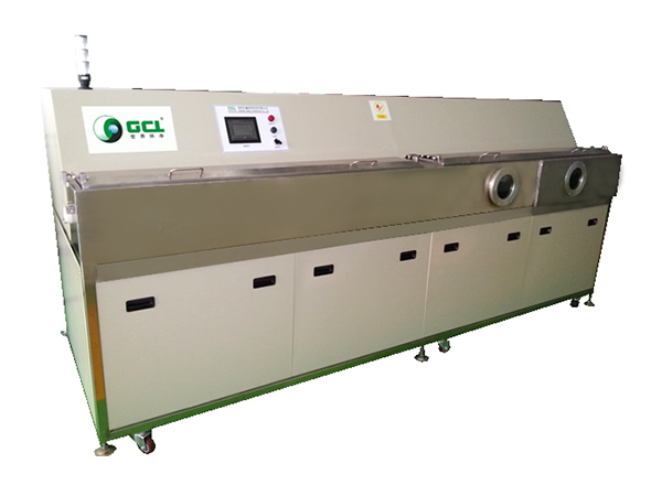 在线喷淋碳氢清洗机