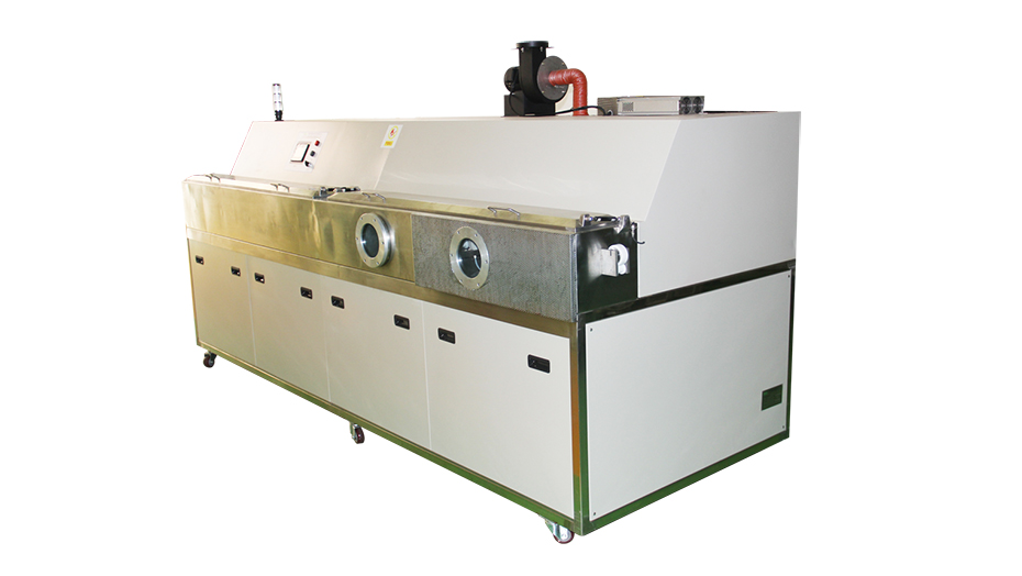 在线喷淋碳氢清洗机特点图