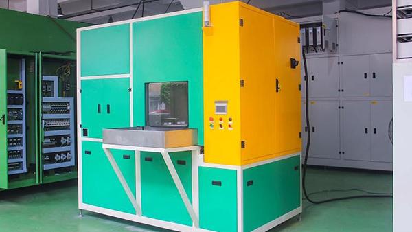 宁波双林在线喷淋碳氢清洗机工程案例