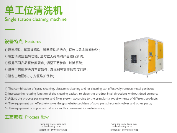 【鑫承诺丨单工位真空碳氢清洗机】解决汽车零部件颗粒度问题