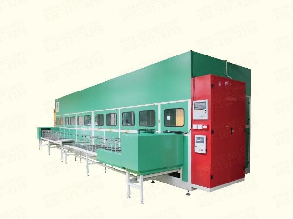 【鑫承诺碳氢清洗机】碳氢清洗机的清洗全过程