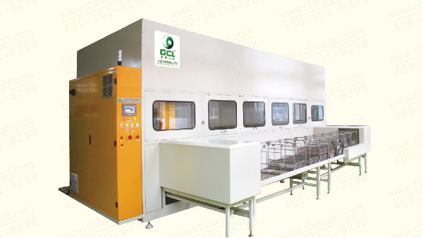 德昌电机集团5槽碳氢清洗机工程案例